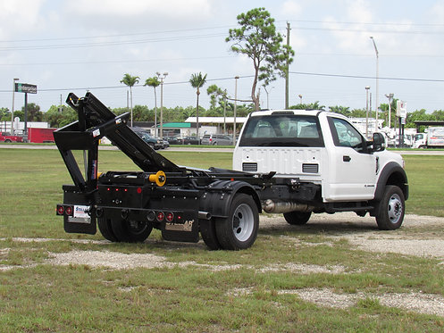 2022 Ford F-550XL Hooklift Truck Stellar Shuttle 108-12Flex