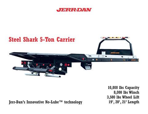 Jerr-Dan Steel Shark 5-Ton Carrier Body