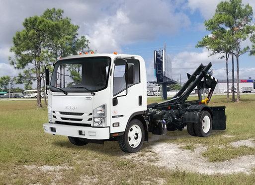 2021 Isuzu NRR Hooklift Truck Stellar Shuttle 108-12Flex