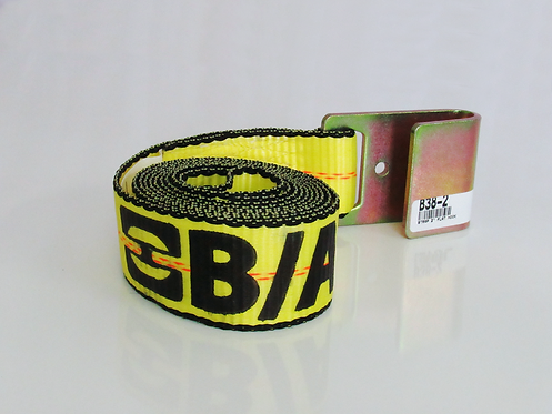 """B38-2 Strap 2"""" / O-Ring - B/A Products Co"""