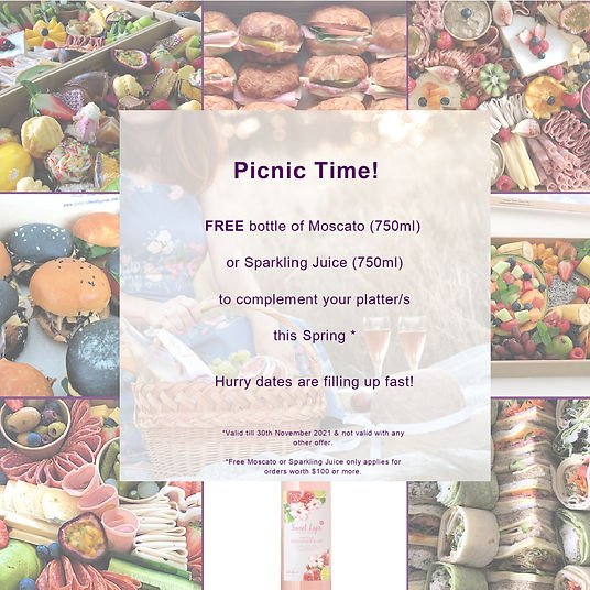 Picnic Time Promotion