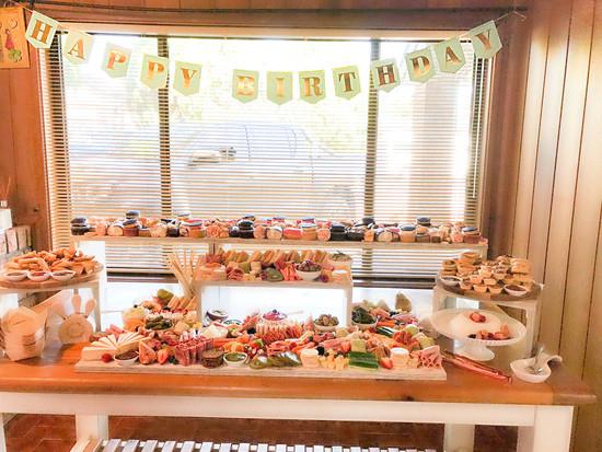 Happy Birthday Setup
