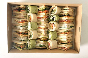 Medium Sandwich & Wrap