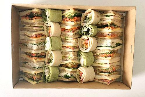 Medium Sandwich Platter