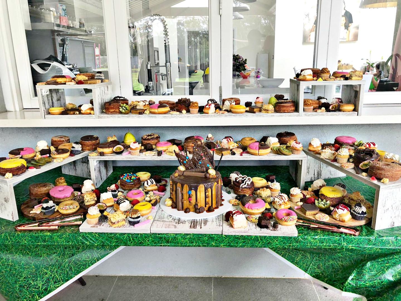 10th Birthday Dessert Table
