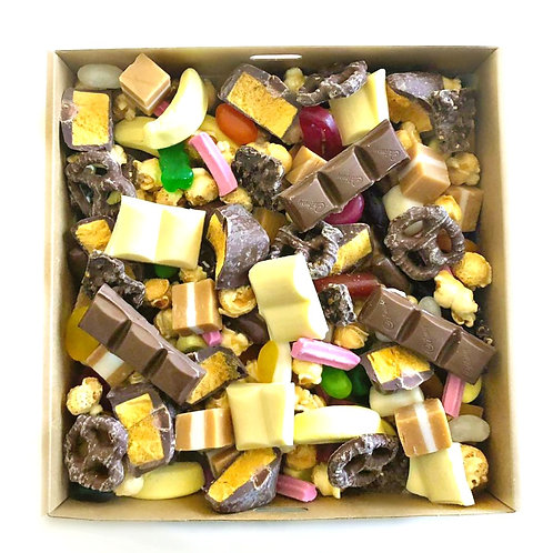 The Candy Platter Box