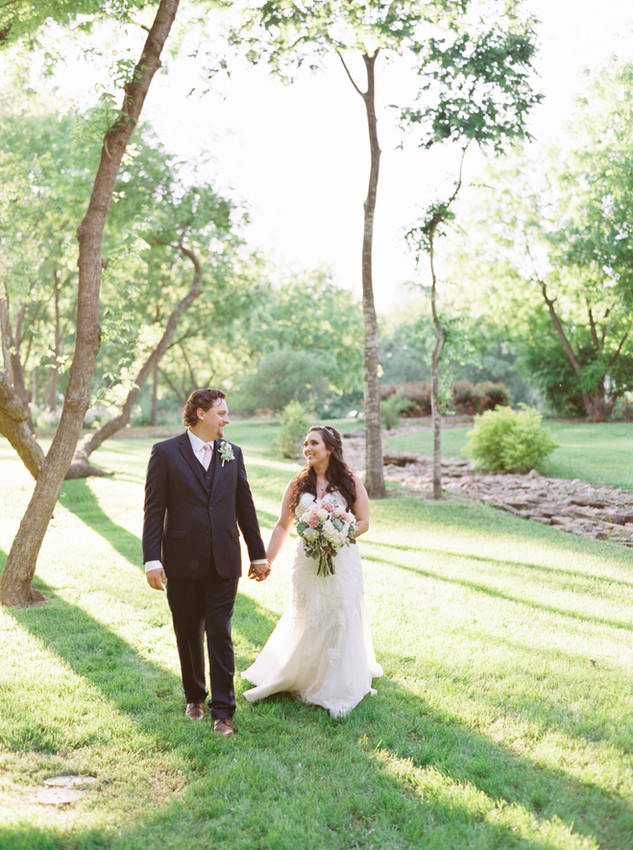 SPRING WEDDING AT HIDDEN WATERS