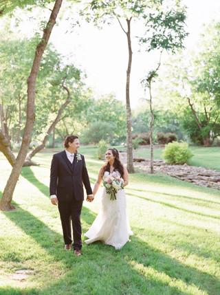 SPRING WEDDING AT HIDDEN WATERS