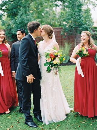 URBAN ROMANTIC WEDDING FEATURED ON CARATS & CAKE