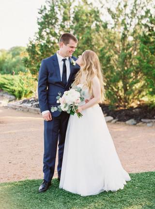 MITCHELL & ALYSSA, SUMMER WEDDING AT STONE CREST VENUE