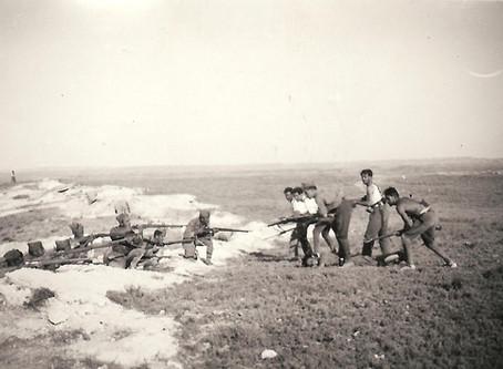 Así comenzó la batalla: 23 de Agosto de 1937