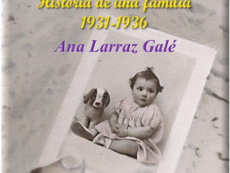 Presentación del libro «Gente de orden. Historia de una familia 1931-1936» por Héctor H. López