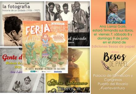 Feria del libro de Fuerteventura