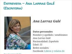 Entrevista acordes literarios