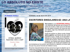 Blog lo absoluto no existe