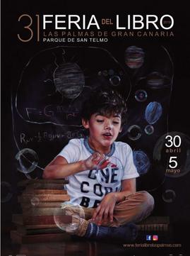 Feria del libro de Las Palmas