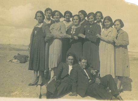 El Jueves Lardero de 1933