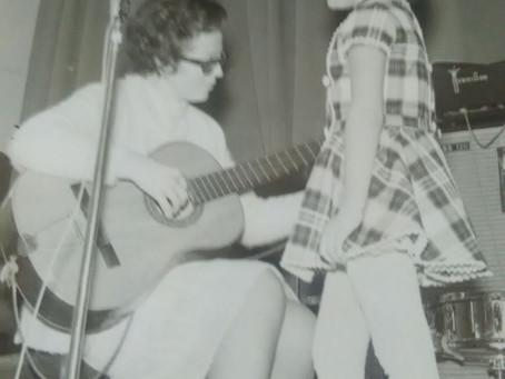 La profesora de música y su sobrina