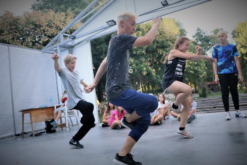 танцы куркино химки лагерь крым
