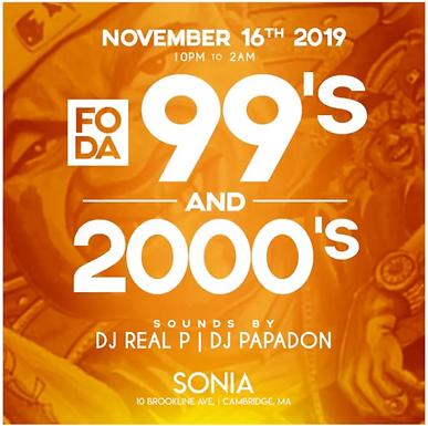 For Da 99's & 2000's