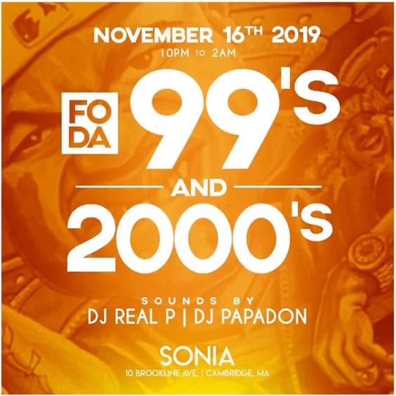 Fo Da 99's & 2000's