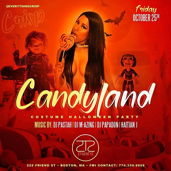 Candyland: Costume Halloween Party