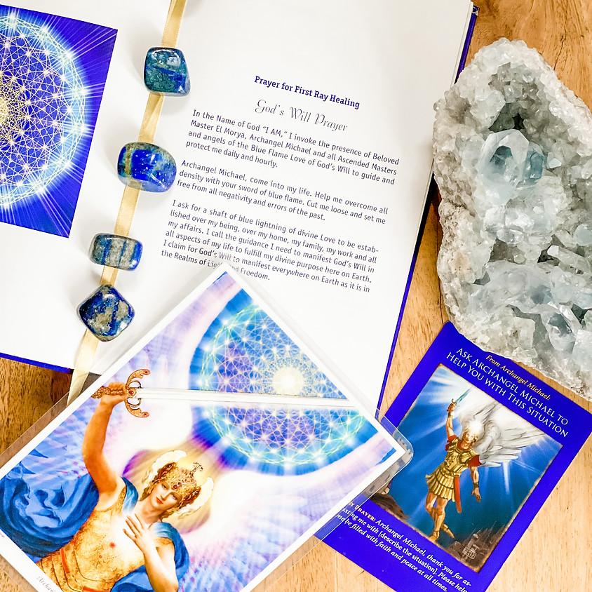 LIVE Stream Healing with the Angels+ Kundalini Yoga