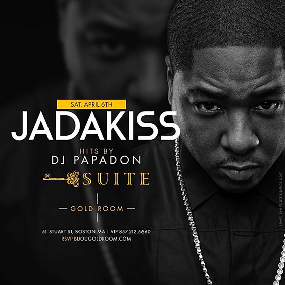 SUITE hosted by JADAKISS