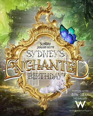 Sydney's Enchanted Garden