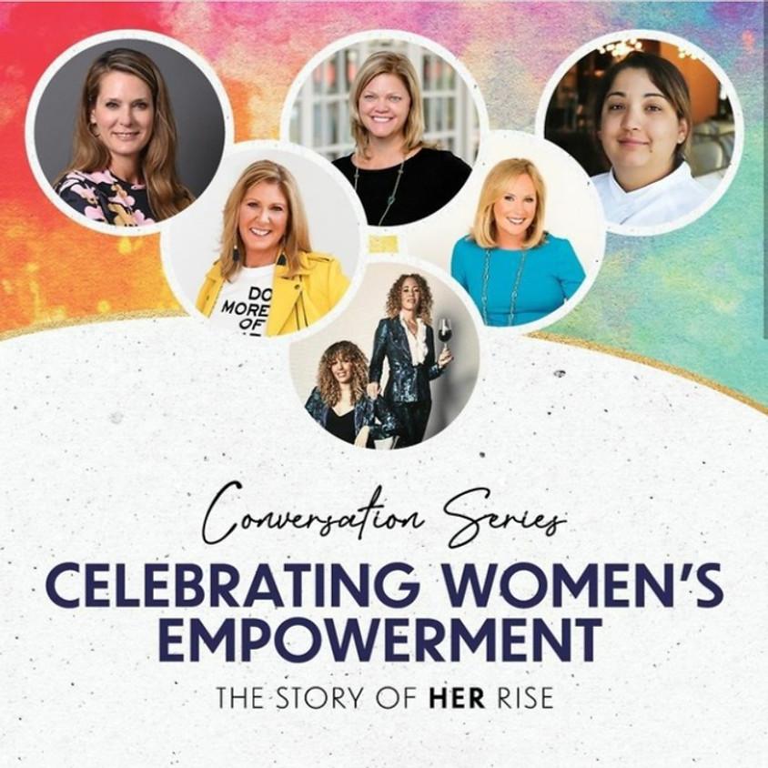 Conversation Series: Celebrating Women's Empowerment