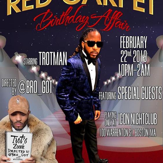 Trotman Red Carpet Birthday Affair