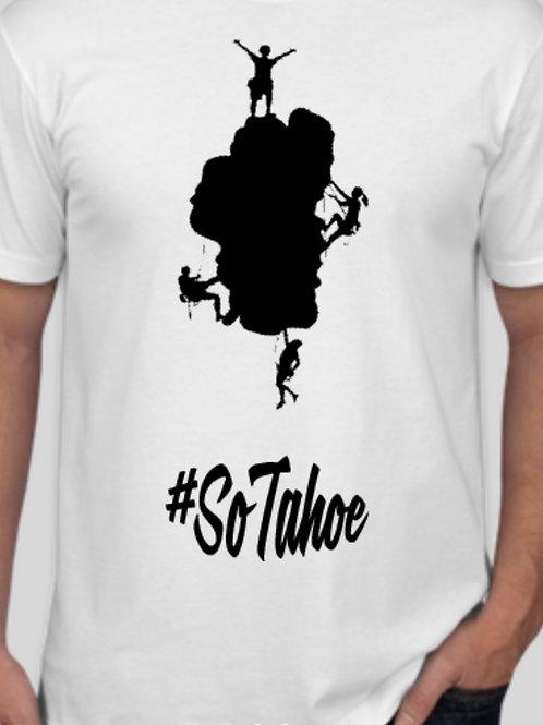 Men's #SoTahoe Rock Climbing T-shirt