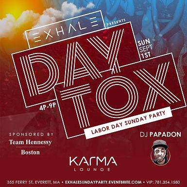 Daytox Day Party