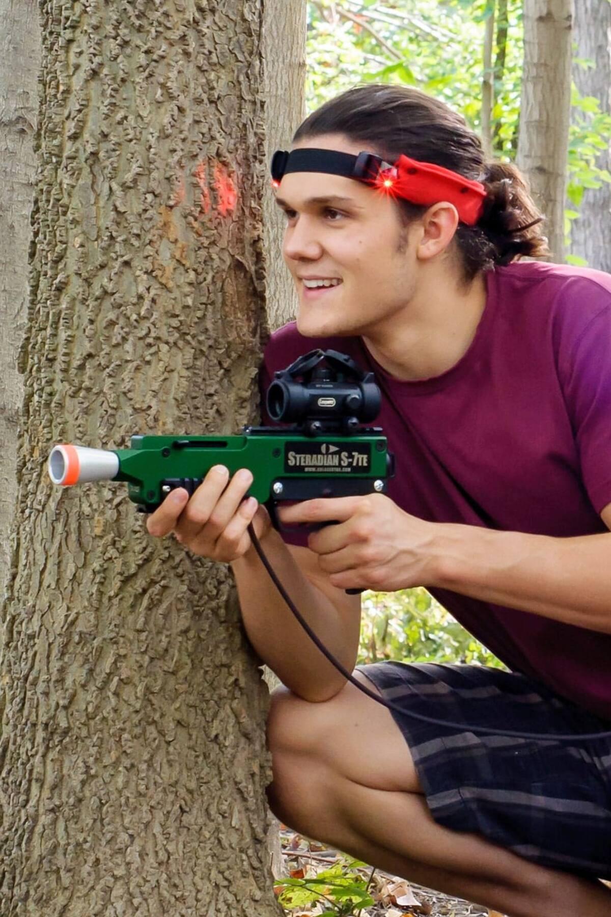 Laser Tag (Outdoor)
