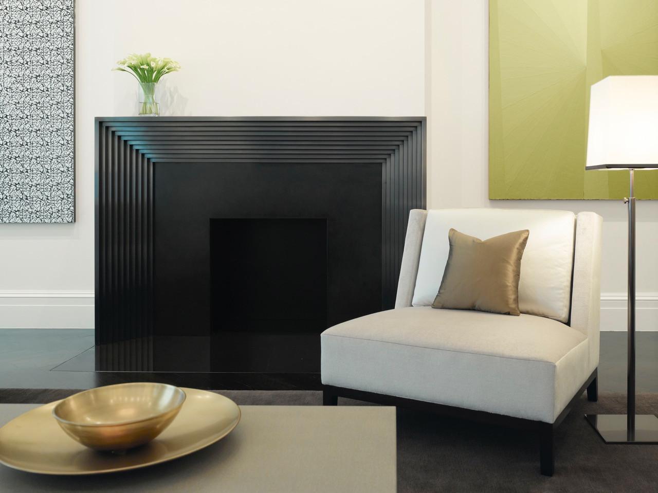 Nitzan Design | Modern, Minimal Interior Design | New York City, NY | The Townhouse Project