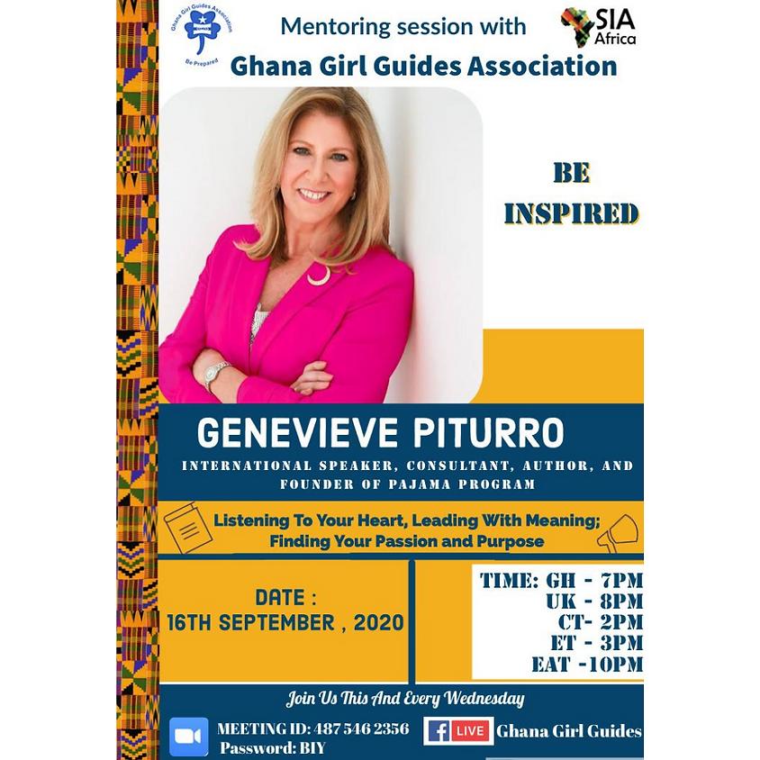 Guest Speaker: Girl Guides Ghana, a SIA Initiative