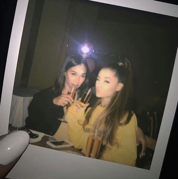 Bia featuring Ariana Grande