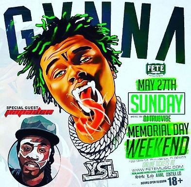 Gunna Live