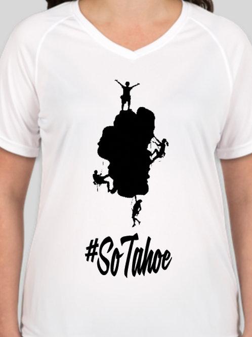 Women's #SoTahoe Rock Climbing T-shirt