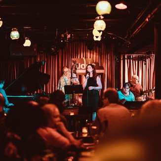Staci Griesbach Live at Rudy's Jazz Land