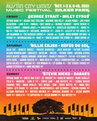 Austin City Limit Music Festival
