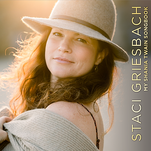 My Shania Twain Songbook Album by Staci Griesbach