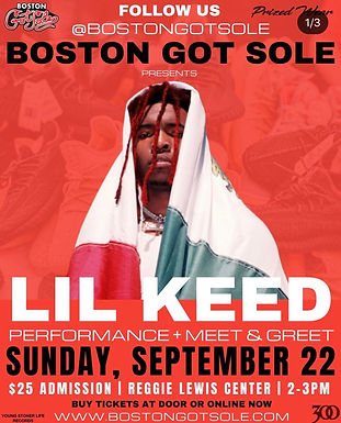 Lil Keed Live
