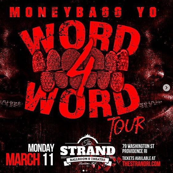 Moneybagg Yo Word 4 Word Tour
