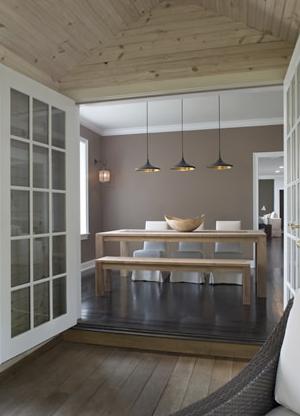 Nitzan Design   Modern, Minimal Interior Design   New York City, NY   The Country Home - Garrison, NY