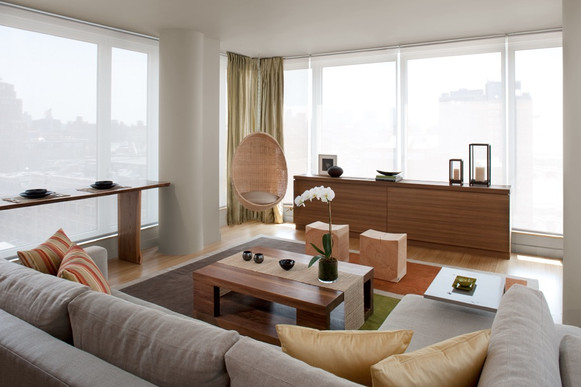 Nitzan Design   Modern, Minimal Interior Design   New York City, NY   The Caldonia Project - West Chelsea
