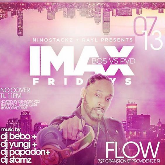 IMAX Fridays