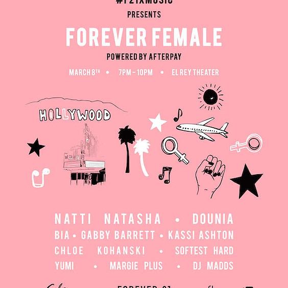 Forever 21 x Women's Day Concert