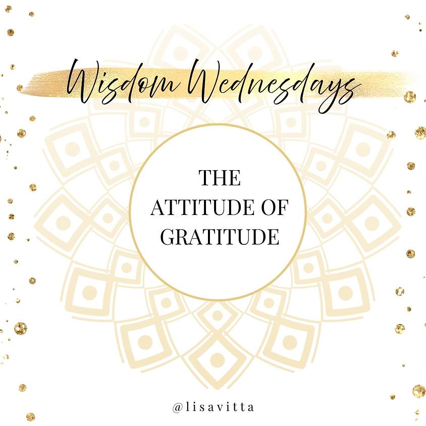 Wisdom Wednesdays ~ Online Kundalini Yoga Class