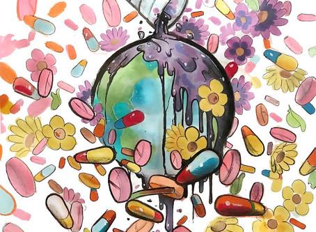 "Future and Juice WRLD Drop a Surprise Album: ""World on Drugs"""